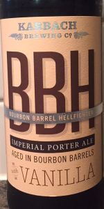 Bourbon Barrel Hellfighter (w/ Vanilla Bean)