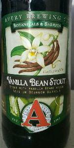 Barrel-Aged Vanilla Bean Stout