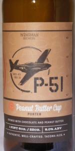 Peanut Butter Cup P-51 Porter