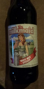 Cigar City Brewing / Hardywood Park Milk Maid White Stout
