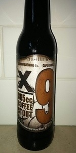 865cc Coffee Stout