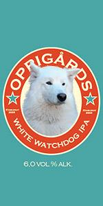White Watchdog IPA