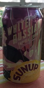 White Russian Imperial Stout