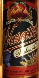 Wasatch Pale Ale