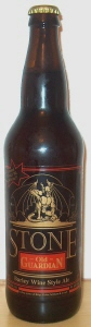 Stone Old Guardian Barley Wine Style Ale 2004