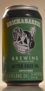 Bitter Chief IPA