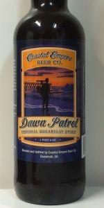Dawn Patrol Imperial Molé Stout