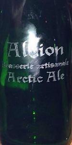Arctic Ale