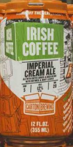 Image result for carton irish coffee