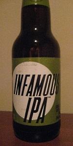 Infamous IPA