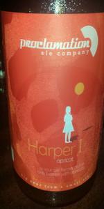 Harper I (w/Apricots)