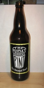 Our Oatmeal Stout