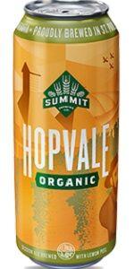 Hopvale Organic Ale