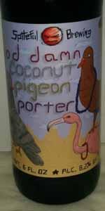 God Damn Coconut Pigeon Porter