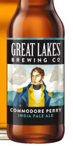 Great Lakes Commodore Perry IPA