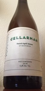 Cellarman Barrel Aged Saison