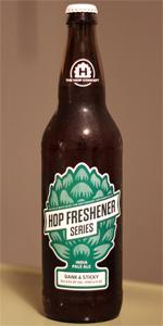 Dank & Sticky IPA (The Hop Freshener Series)