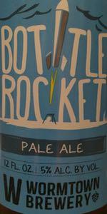 Bottle Rocket Pale Ale