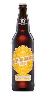 Lemon & Grassy IPA (The Hop Freshener Series)