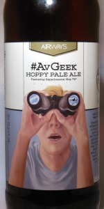 #AvGeek Hoppy Pale Ale