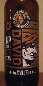 David - Blacklist Collection No. 0001