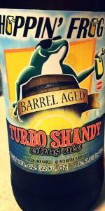 Turbo Shandy - Barrel-Aged