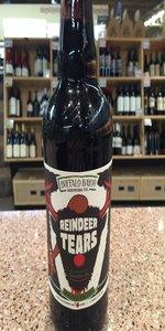 Reindeer Tears 2015 Black Wax (Jack Daniels)