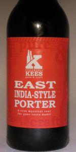 East India Porter
