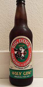 Holy Cow! Original Pale Ale