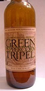 Brewer's Art Green Peppercorn Tripel