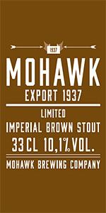 Mohawk Imperial Brown Stout