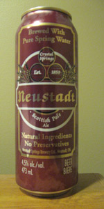 Neustadt Scottish Pale Ale