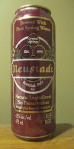 Neustadt Scottish Pale Ale