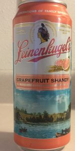 Grapefruit Shandy