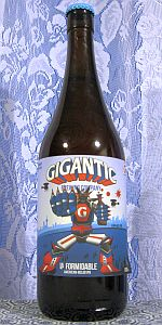 B-Sides Brewing: Gigantic La Formidable