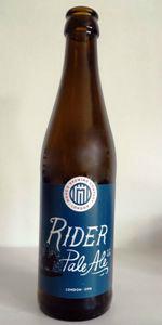 Rider Pale Ale