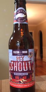 Fulton & Wood: My Shout