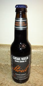 Brewer's Reserve Bourbon Barrel Stout