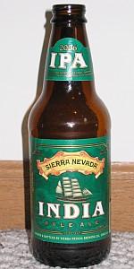 Sierra Nevada India Pale Ale