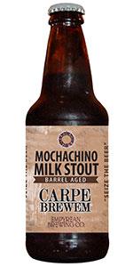 Carpe Brewem Barrel Aged Mochachino Milk Stout