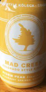 Mad Creek