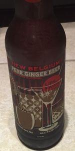 Lips Of Faith - Pear Ginger Beer