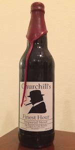 Churchill's Finest Hour 2015
