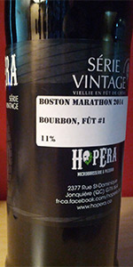 Boston Marathon Bourbon