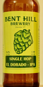 Single Hop - El Dorado - IPA