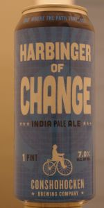 Harbinger Of Change