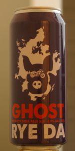 Ghost Rye'Da
