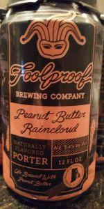 Peanut Butter Raincloud