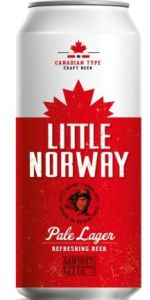 Little Norway Pale Lager