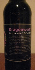 Dragonwort (Armagnac Brandy Barrel-Aged)